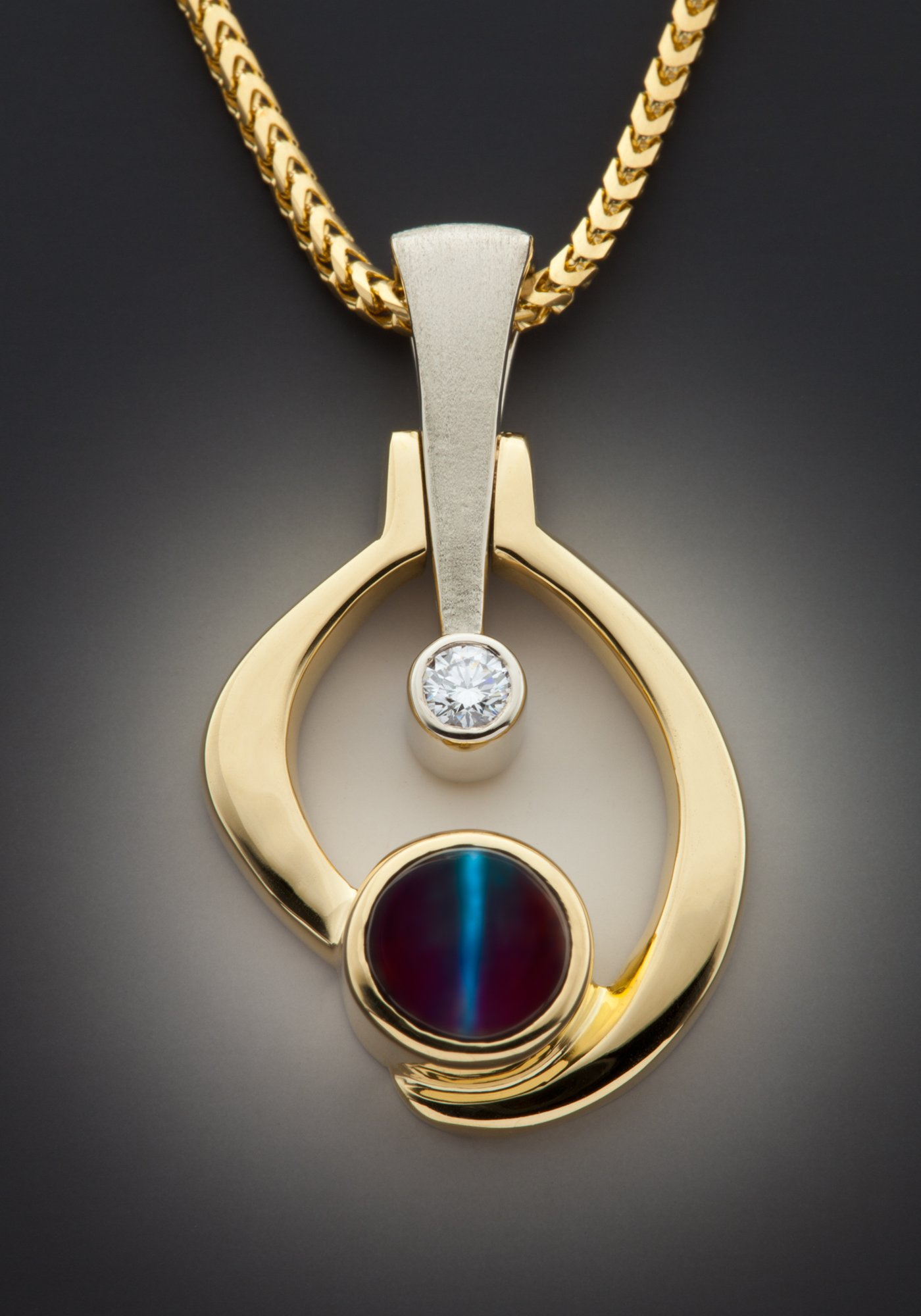 pendant chain necklace y large rare certified necklaces products copy img gold alexandrite bespoke