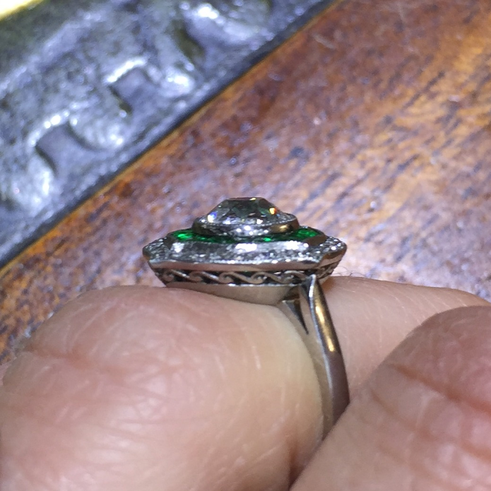 Wedding Ring Spacers 20 Fancy