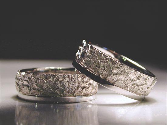 Jim Dalling wedding rings