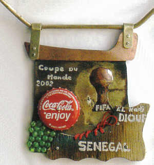 Experimental Jewelry from Senegal