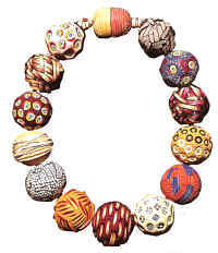 Big Bead Necklace - Steven Ford and David Forlano