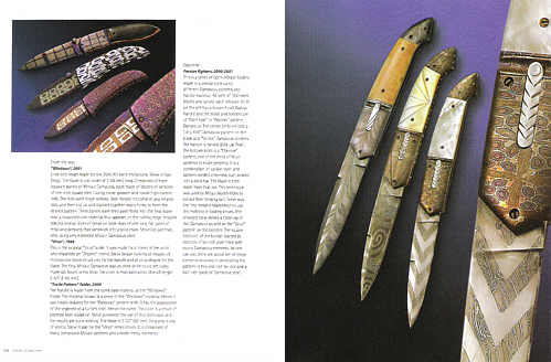 Art and Design in Modern Custom Folding Knives