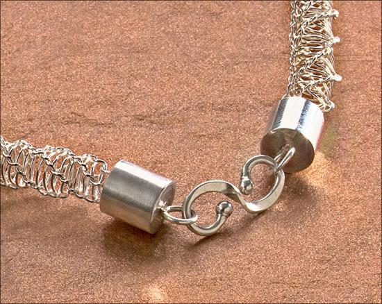 basic spiral braiding ganoksin jewelry making community