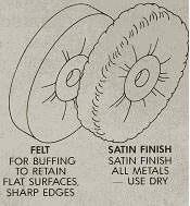 Buffing and Polishing Materials - Ganoksin Jewelry Making