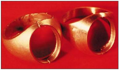 Bulk finishing of gold jewellery – I Wet tumbling: basic principles