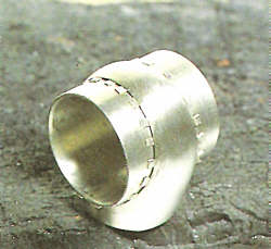 Hollow Ring Project Ganoksin Jewelry Making Community