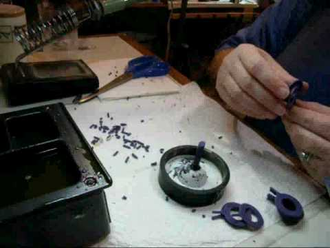 Lost Wax Casting 1 9 Sprueing Waxes Ganoksin Jewelry