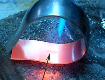 palladium fabrication
