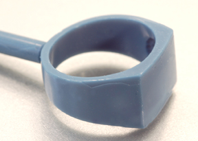 Signet Palladium Ring