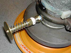 An Alternative External Spring Arrangement for the Injector Valve