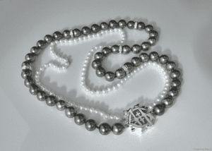 Crafting a custom pearl necklace by Gregory Crawford