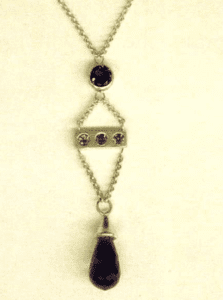 Bella Pendant by Stacey Rhodes Jewelry Designs