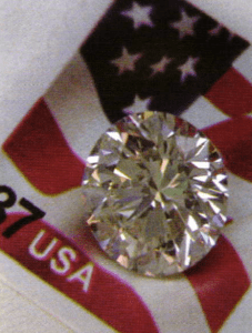 Channel Setting Round Diamonds