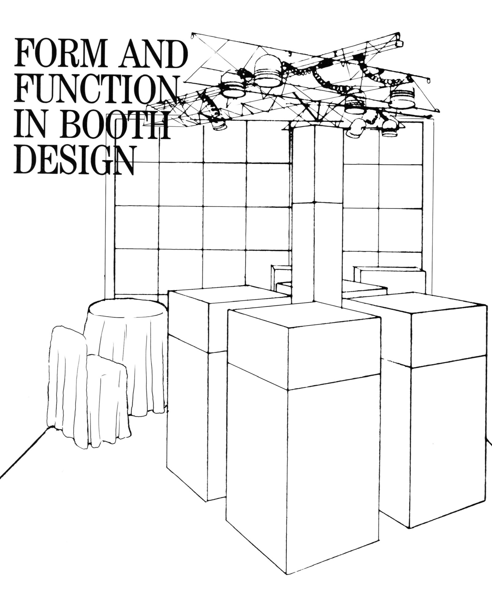 Form and Function in Booth Design