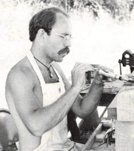 Tim McCreight - 1983 Artpark Experience