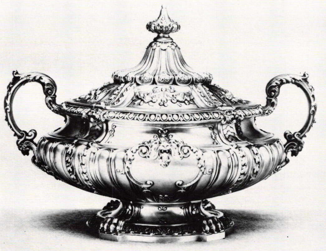 Soup Tureen designed by Antoine Heller