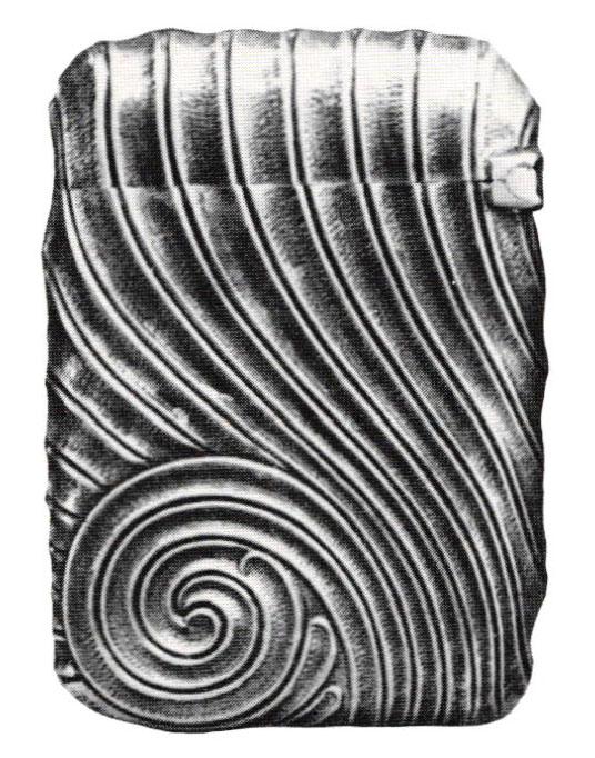 Vase designed by William C. Codman