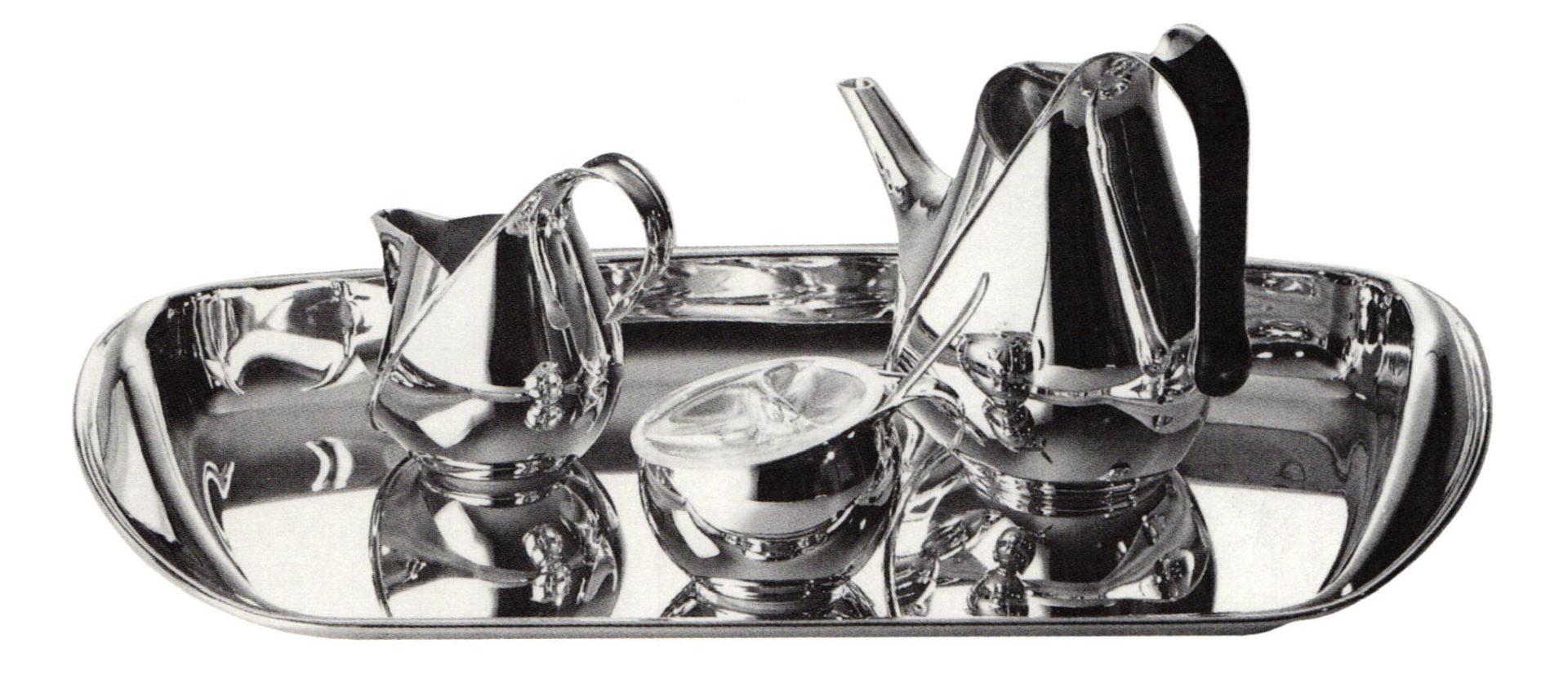 Oscar Tusquets - Architecture in Silver