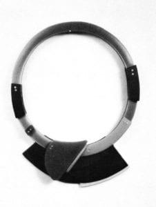 Helen Williams Drutt Collection - Alice Klein, Epoxy Neckpiece