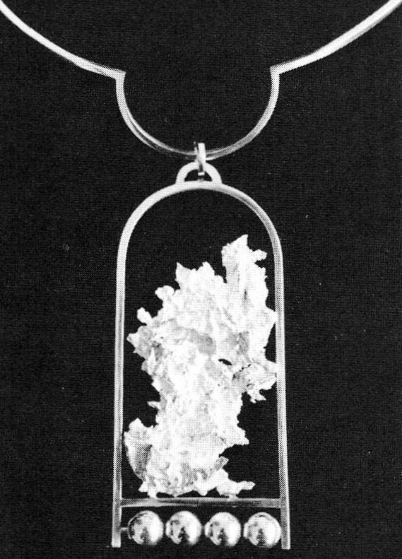 Metal Arts Guild of Ontario - Michael and Paula Letki (Letki Designs), Pendant