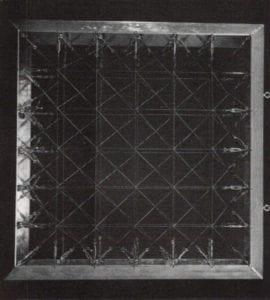 Curtis LaFollette: Topographical Constructivism, Sculpture, Concrete Poetry