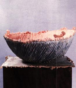 Florence Resnikoff - Vortex Series #4 bowl