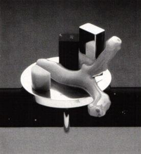 Designer-Craftsman Ettore Sottsass, Ring