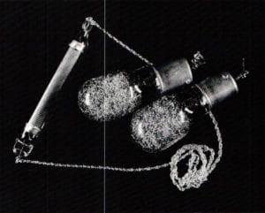 Defining Jewelry: Allison Stern, Flash Bulb Earrings
