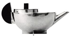 Bauhaus: Marianne Brandt, Teapot,