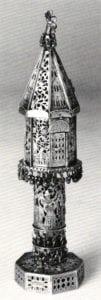 Jewish Ceremonial Objects - Ilya Schor, Spice Tower