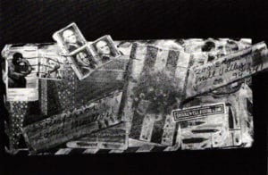 Jack Prip: Mail Art: Christmas Tray