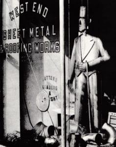 Metal Shop Tin Men - J. Krans