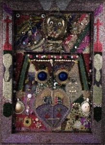 Beads in Contemporary American Art - Simon Sparrow, Untitled