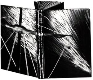Metal book art - Benjamin and Deborah Alterman