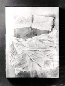 Bill Helwig - Bed Sheet and Pillow Series #2