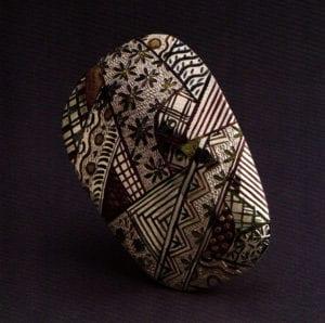 Harold Hasselschwert - Untitled Brooch