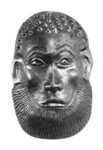 Carl Jennings - Mask