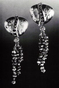 Carrie Adell - Inclusions & Rockfall Earrings