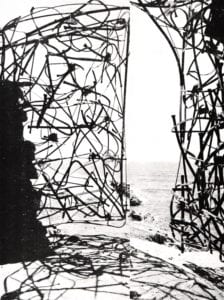 Claire Falkenstein - Grotto Gates 1957