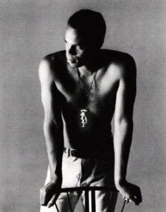 Body Art Exhibition - Gerd Rothmann, The Inside of My Fist