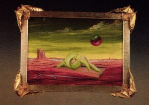 Mark Stanitz: Landscape with Nude Brooch