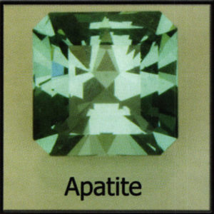 Colored Stones - Apatite