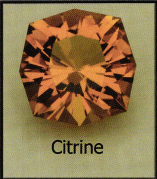 Natural Golden Rutile Rose Cut Faceted Fancy shape loose semi precious gemstone cabochon size 17 x 24 mm approx ET 4498 wholes