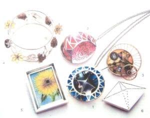 International Cloisonné Jewelry