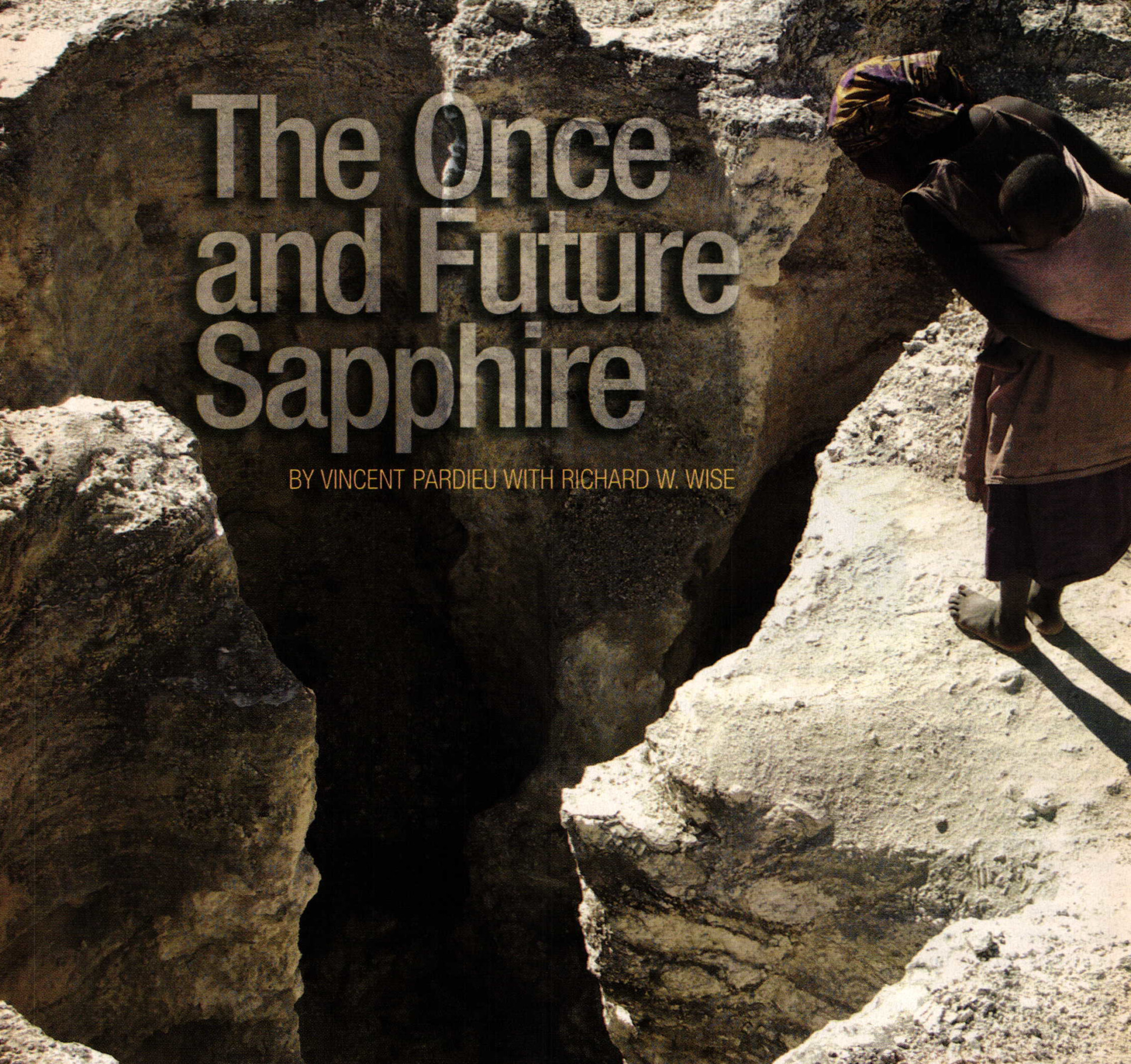 The Once and Future Sapphire - Ganoksin Jewelry Making Community