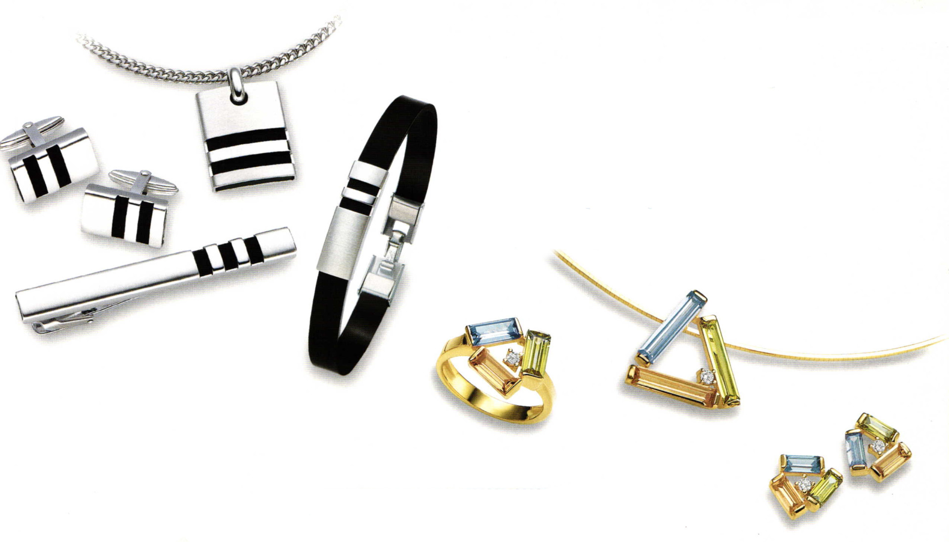 German Jewelry Quality And Creativity
