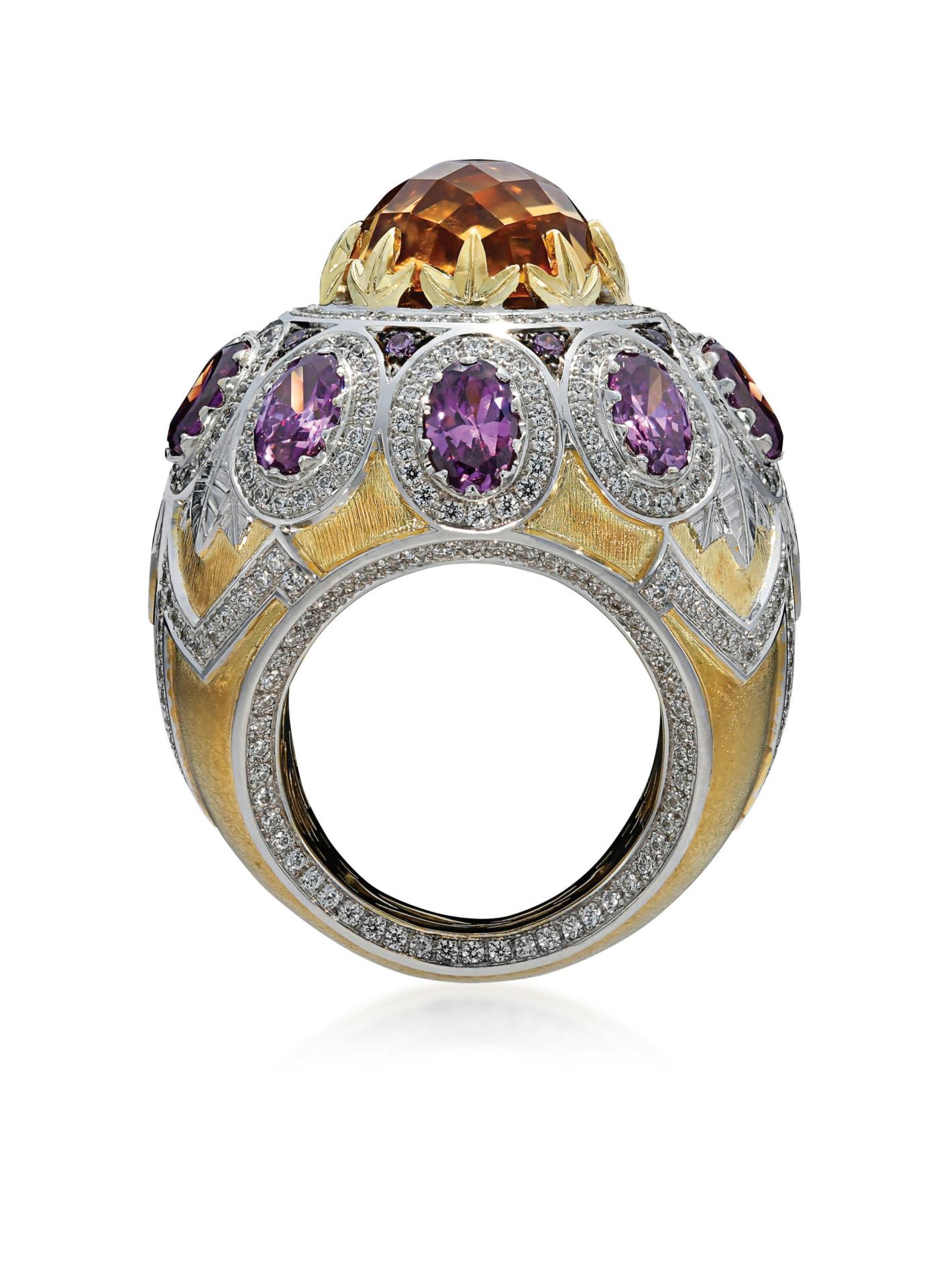 17th annual saul bell design winners ganoksin jewelry for Garcia s jewelry bench