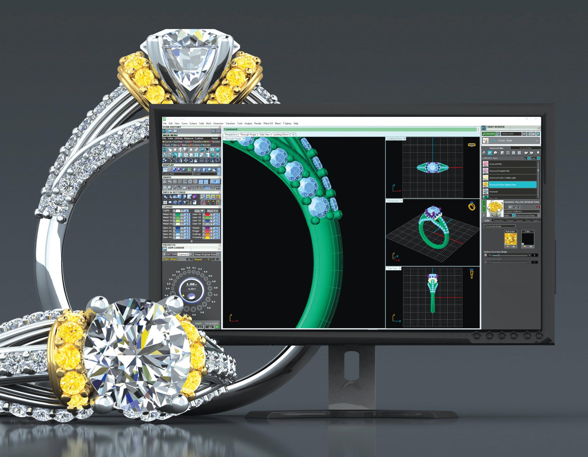 Mjsa july new products ganoksin jewelry making