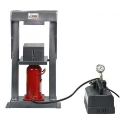 Bonny Doon 20-Ton Electric  Press