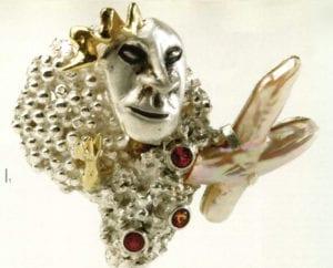 Bizarre jewelry
